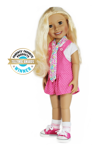 Kewanee of Potawatomi Tribe™ Dollfriend®