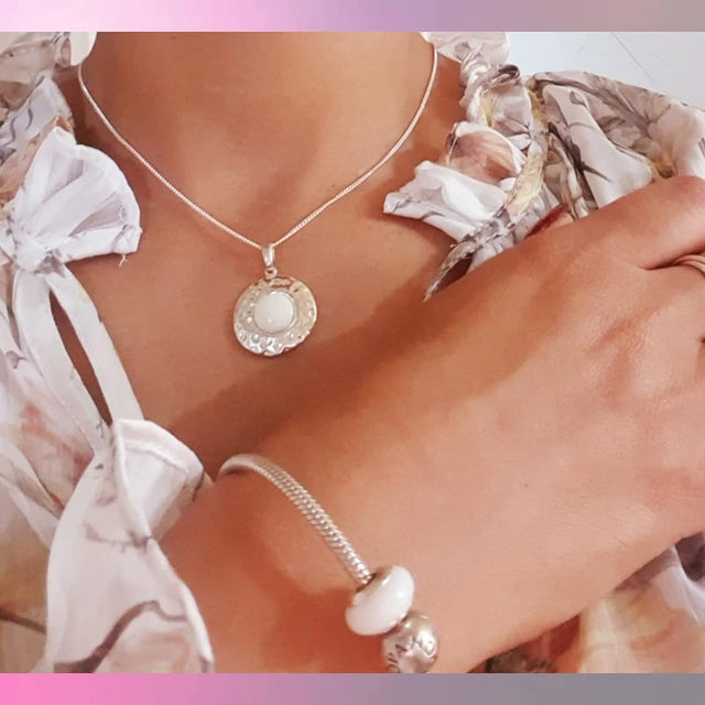 breast milk jewellery