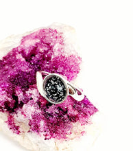 Ashes ring - glass domed - colour choice.