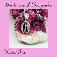 fur keepsake jewellery