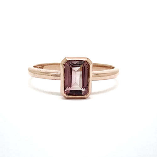 Second Empire Aline Ring - Tourmaline
