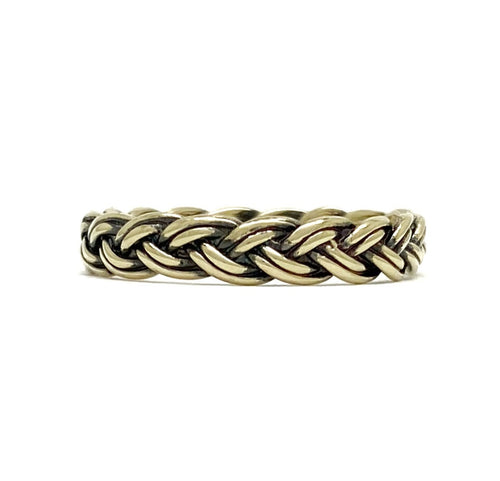 Double Plait Ring