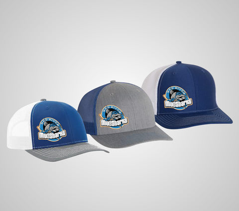 "Red River MudSharks ""Team"" Trucker Hat"