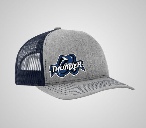 "Dakota Thunder ""Team"" Trucker Hat"