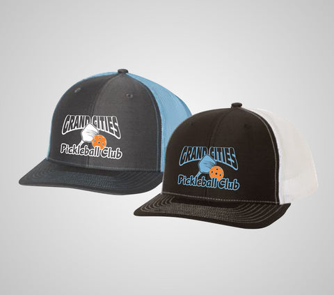 "Grand Cities Pickleball ""Trucker"" Hat"