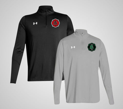 Local 242 UA Locker 1/4 Zip