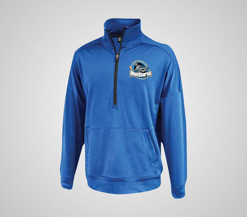 "Red River MudSharks ""Team"" Flex Half Zip - Youth/Adult"