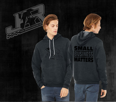 JAR Small Business Matters Hoodies - Adult