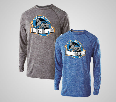 "Red River MudSharks ""Electtrify"" Long Sleeve - Youth/Adult"