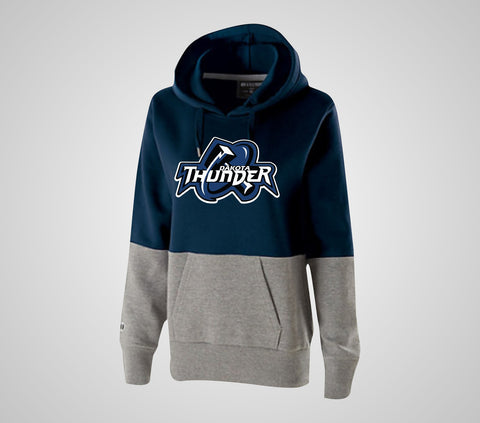 "Dakota Thunder ""Ration"" Ladies Hoodie"