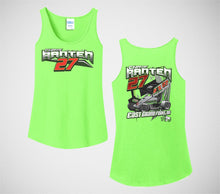 "2017 Ranten Racing ""Lady Luck"" Tank Top"