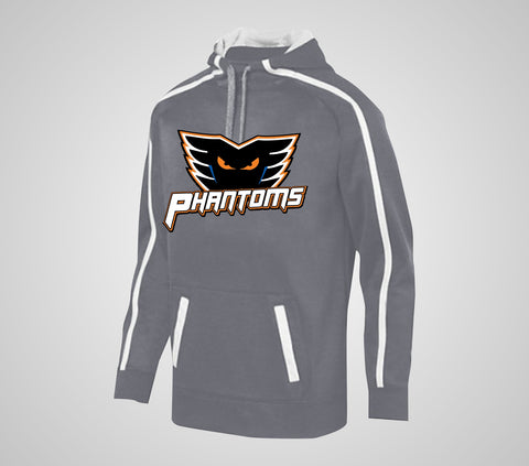 "Phantom Hockey ""Stoked"" Tonal Heather Hoodie - Youth/Adult"