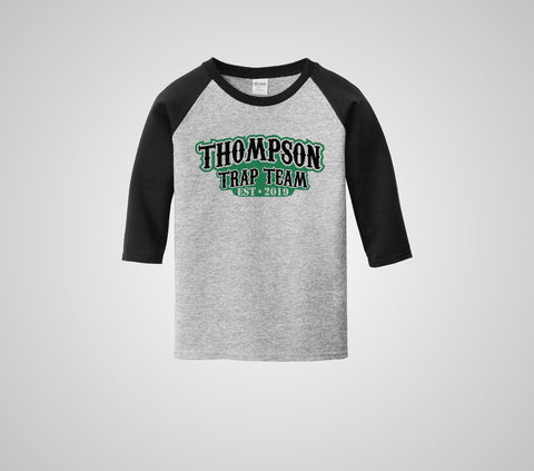 "Thompson Trap ""Establish"" Raglan Shirt - Youth/Adult"