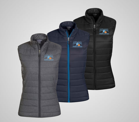 "Grand Cities Pickleball ""Puffer"" Vest - Women's"