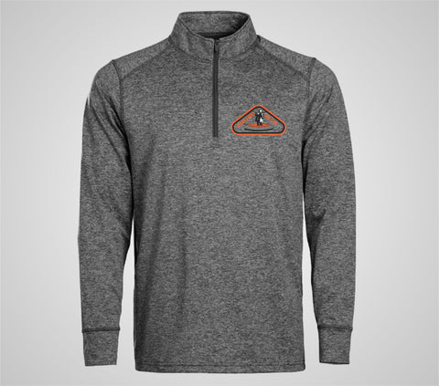 "Grand Forks Gun Club ""Toned"" Quarter Zip - Men's"