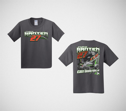 "2017 Ranten Racing ""Youth Power"" T-Shirt"