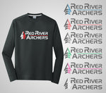 "Red River Archers ""Crew"" Sweatshirt"