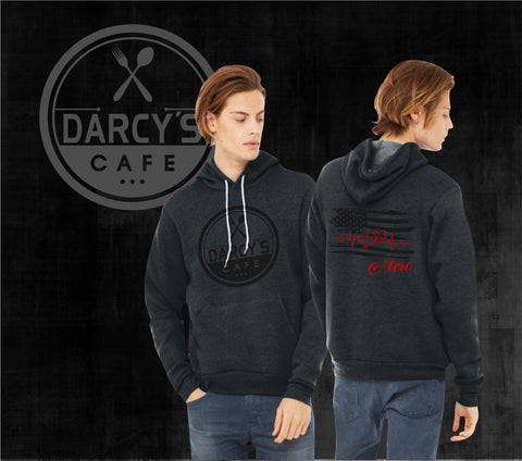 Darcy's Hero Hoodies - Adult