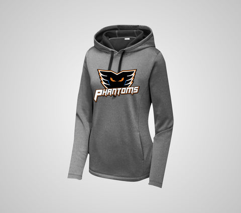"Phantom Hockey ""PosiCharge"" Ladies Hoodie"