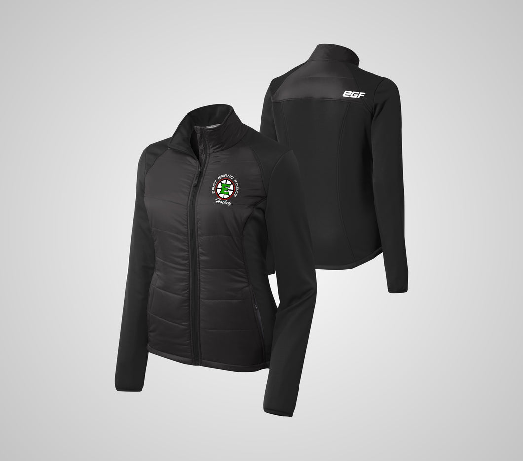 EGF Hockey Hybrid Ladies Softshell