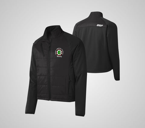 EGF Hockey Men's Hybrid Softshell