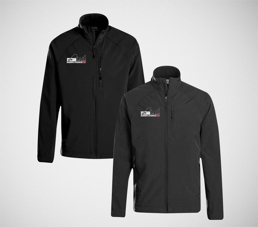 Fish Addiction Men's Softshell