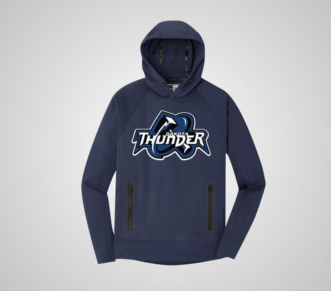 "Dakota Thunder ""Venue"" New Era Fleece Hoodie - Adult Only"