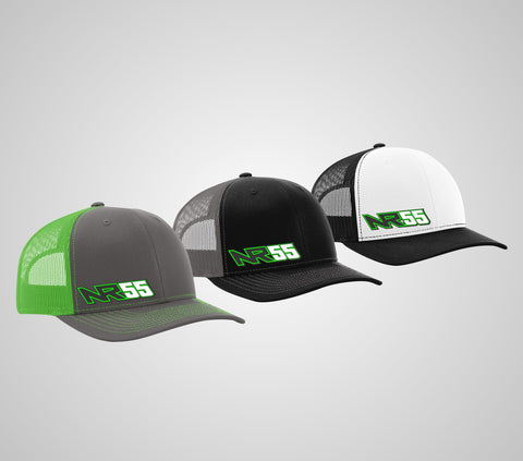 "Nick Ranten Racing ""Team"" Trucker Hat"
