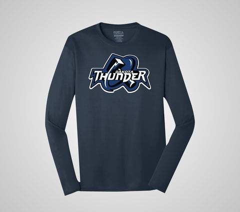 "Dakota Thunder ""Team"" Performance Long Sleeve - Youth/Adult"