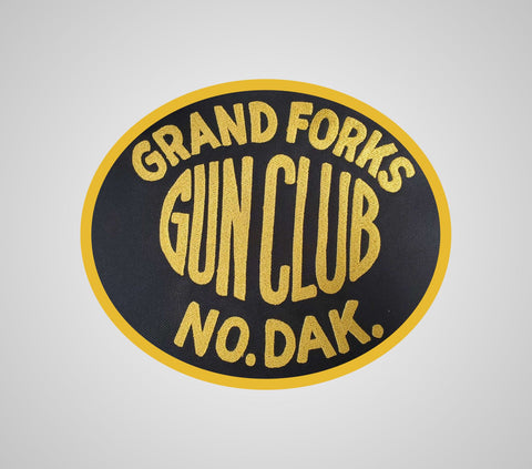 "Grand Forks Gun Club ""The"" Patch"