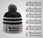 "Red River Archers ""Loose"" Beanie"