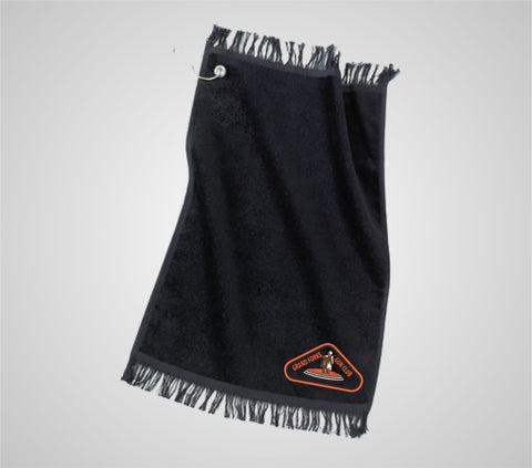 "Grand Forks Gun Club ""Stock"" Towel"