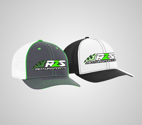 "RZS Motorsports ""Team"" Flex FIt Hat"