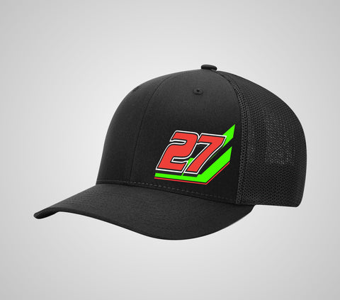 "Ranten Racing ""Winged"" Flex Fit Hat"