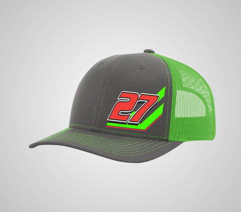"Ranten Racing ""Winged"" Trucker Hat"