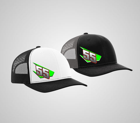 "Nick Ranten Racing ""Winged"" Trucker Hat"
