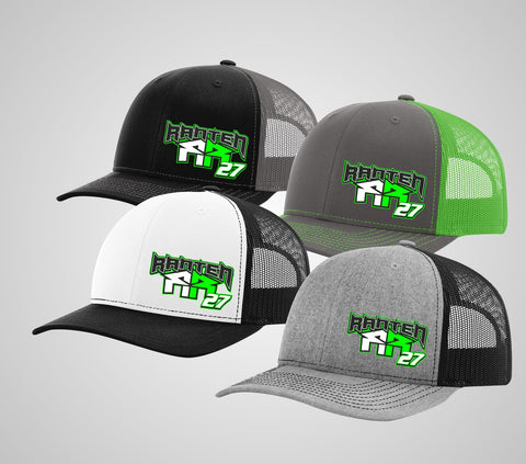 "Ranten Racing ""Team"" Trucker Hat"