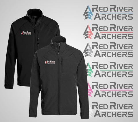 "Red River Archers ""Stabilizer"" Softshell Jacket"