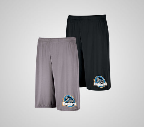 "Red River MudSharks ""Team"" Dri-Power Performance Shorts - Youth/Adults"