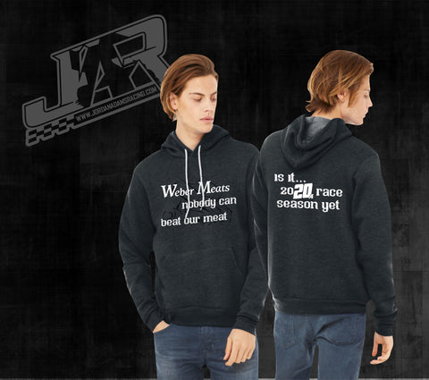 JAR Weber Meats Racing Yet Hoodie - Adult