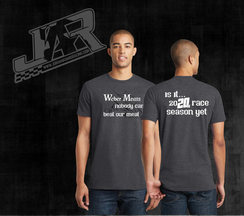 JAR Weber Meats Racing Yet Shirt - Youth/Adults