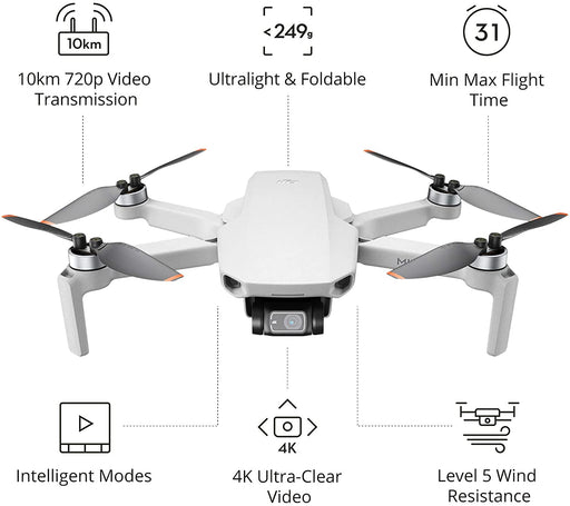 DJI Mini 2 Fly More Combo | Drone Dji Mavic Mini 2 Combo