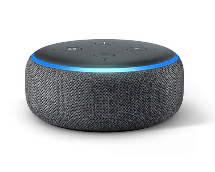 Amazon Echo Dot 3ra Generación Con Alexa