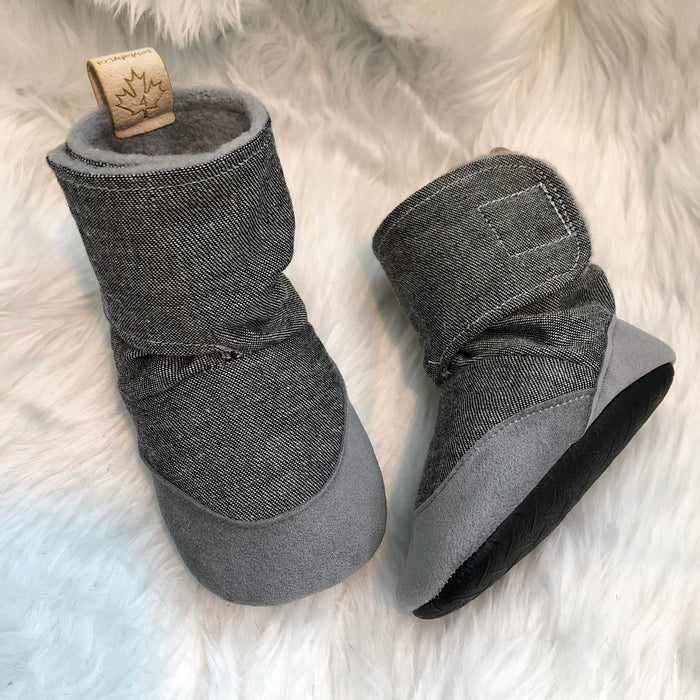 Grey denim - preorder