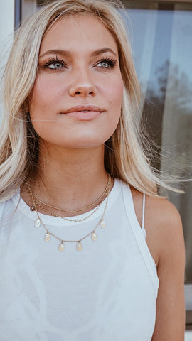 Delicate Darling Layered Necklace