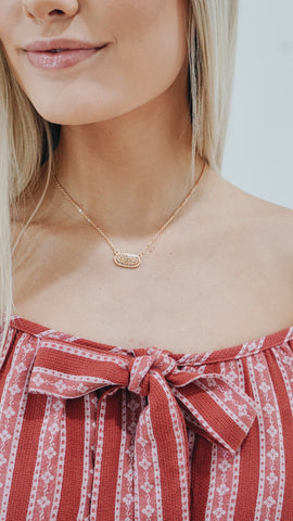 Your New Favorite Necklace