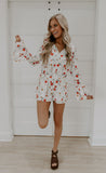 Stop and Smell the Flowers Romper