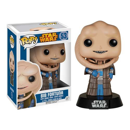 Bib Fortuna - VAULTED/RETIRED - Star Wars Funko Pop! Vinyl