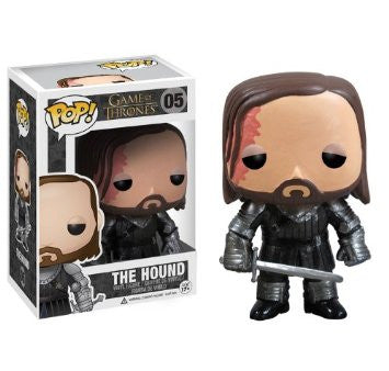 The Hound - VAULTED/RETIRED - Game of Thrones Funko Pop! Vinyl | Pop Loving