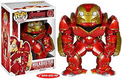 Hulkbuster - Collector's Corps EXCLUSIVE - Marvel Oversized Funko Pop! Vinyl